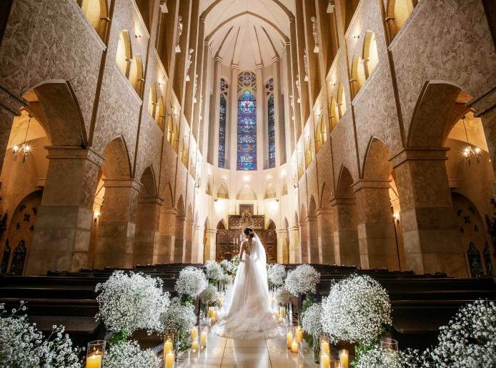 マリエール豊橋の結婚式場